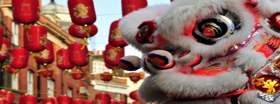 Año nuevo chino | Universo ThetaHealing