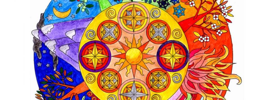 Test de personalidad con mandala   Universo ThetaHealing