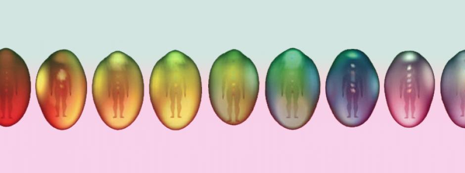 Color de tu aura con numerología | Universo ThetaHealing