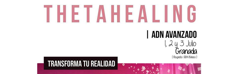 Curso ADN Avanzado Granada   Universo ThetaHealing