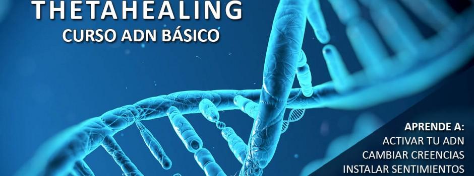 ADN Básico | Universo ThetaHealing