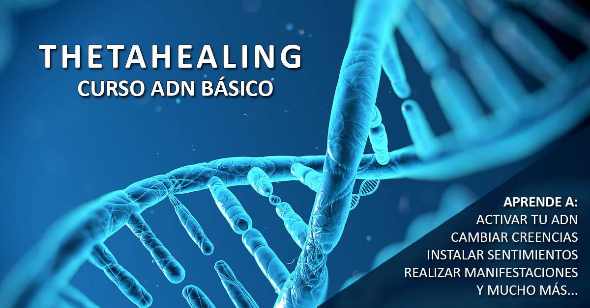 ADN Básico | Universo ThetaHealing®